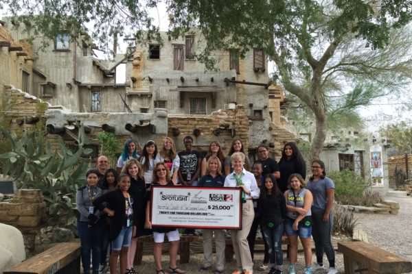 Coachella Valley Girls to Benefit from Berger Foundation Grant