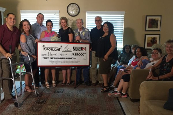 Mama's House Receives Grant to Help Pregnant Women in Crisis