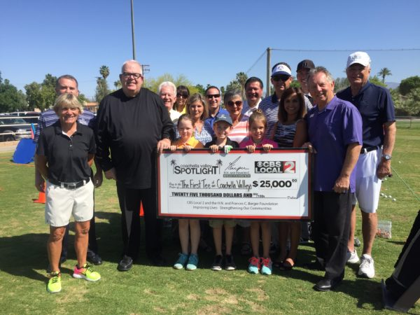 Golf Program Expands Lessons into Local Elementary Schools