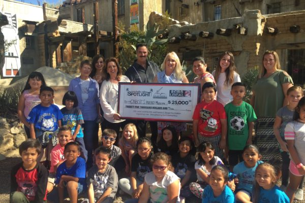 Berger Foundation Grant Benefits Cabot's Pueblo Museum