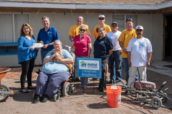 Habitat for Humanity is Improving Homes with Foundation Grant