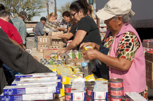 Catholic Charities receives grant to help nourish isolated areas